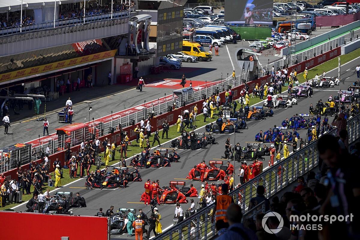 В Формуле 1 изменили правила из-за коронавируса