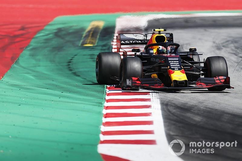 Red Bull a subi l'arrivée de deux nouveautés simultanées