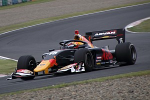 Autopolis Super Formula: Ticktum quickest in first practice