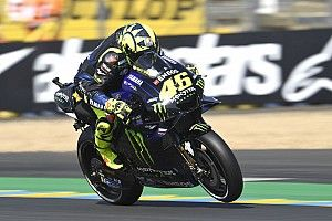 Rossi expected stronger start to Le Mans weekend