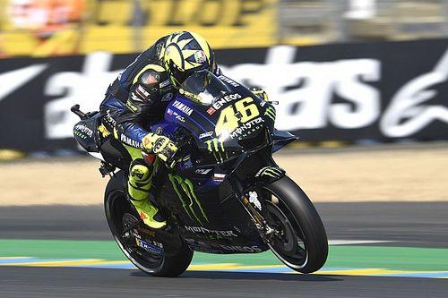 Rossi diz que esperava começo de fim de semana melhor em Le Mans