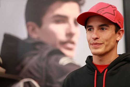 """Márquez: """"Dovi y Rins lucharán por el título; Rossi veremos si aguanta el tirón"""""""