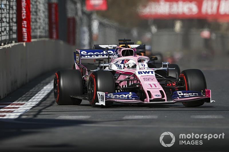 Перес: McLaren была намного быстрее, но я не допускал ошибок