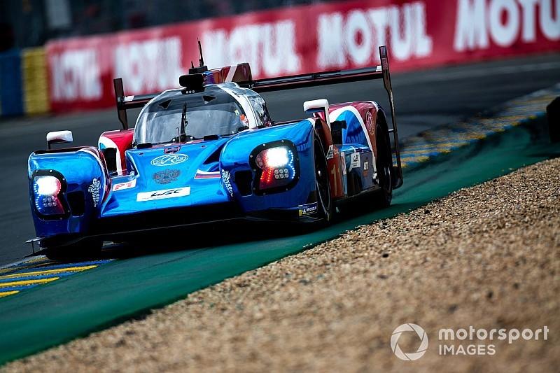 """Vandoorne tevreden met podium Le Mans: """"Dit smaakt naar meer"""""""