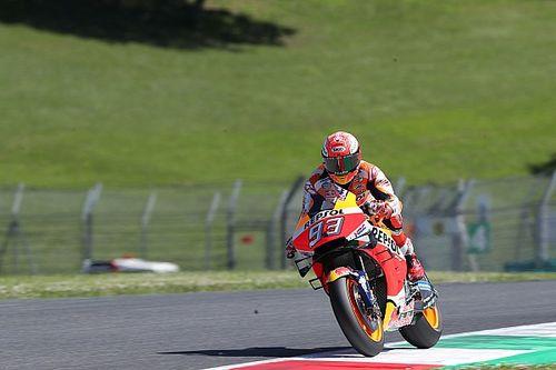 MotoGP: Márquez supera Quartararo e crava pole na Itália; Rossi é 18º