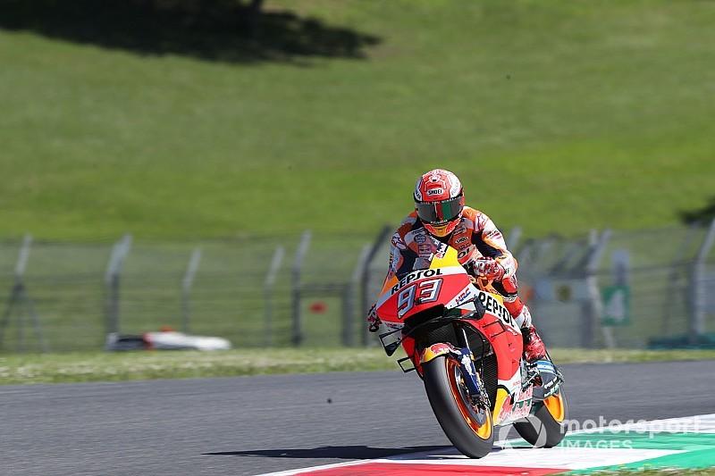 Mugello MotoGP: Pole pozisyonu, tur rekoruyla Marquez'in!