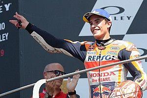 Marquez onthult speciale helm voor GP van Catalonië