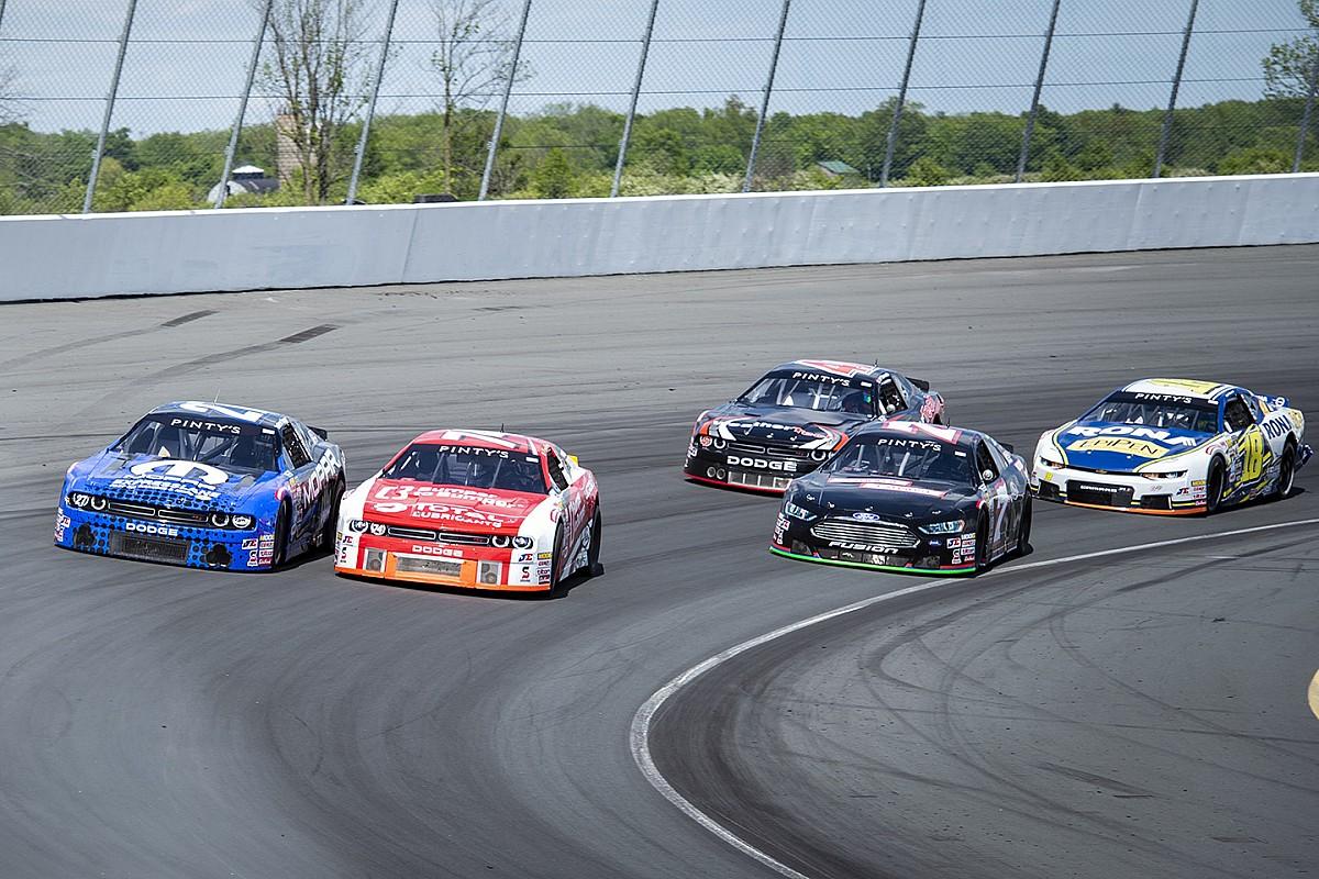 NASCAR Pinty's Series unveils 12-race 2021 schedule