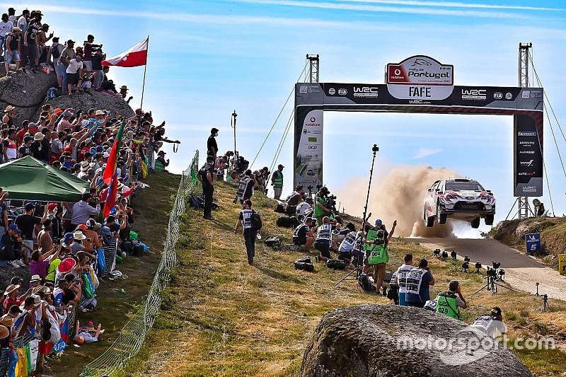 El dramático Rally de Portugal 2019, en vídeos