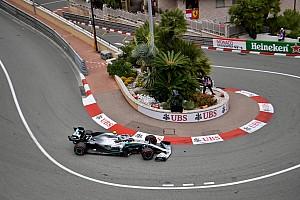 Fotostrecke: Die schönsten Formel-1-Bilder aus Monaco 2019