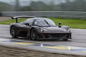 Essai Dallara Stradale - Légèreté et puissance