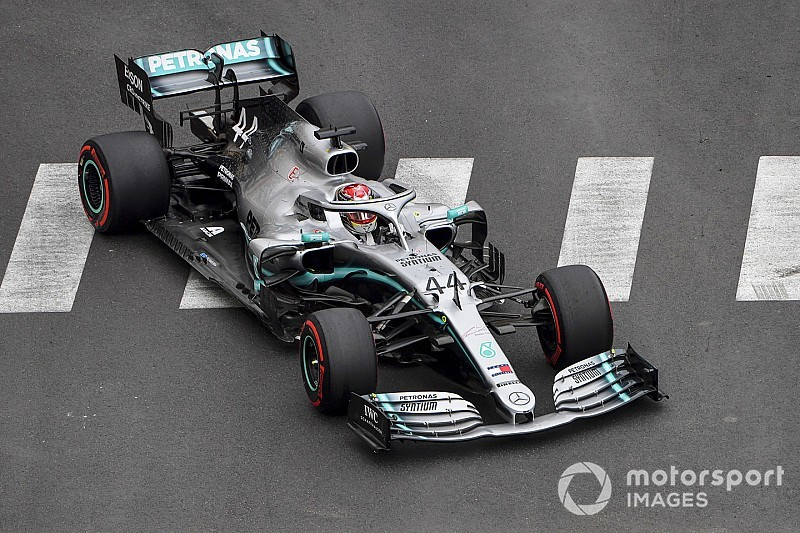 Monaco GP: Hamilton beats Verstappen by 0.059s in FP1