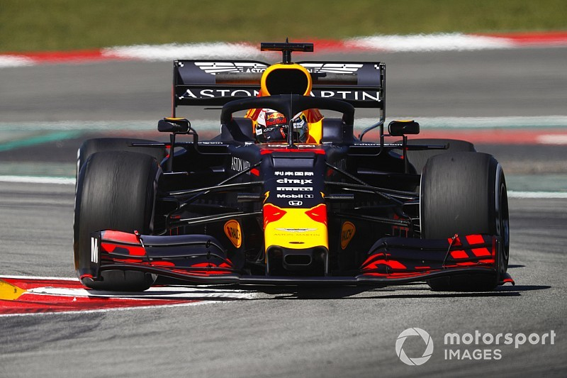 F1スペインFP2速報:ボッタスが連続トップタイム! フェルスタッペンが5番手につける