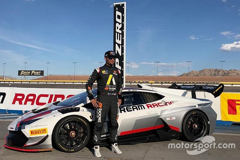 Lamborghini Super Trofeo North America: esordio per il campione Supercross Chad Reed