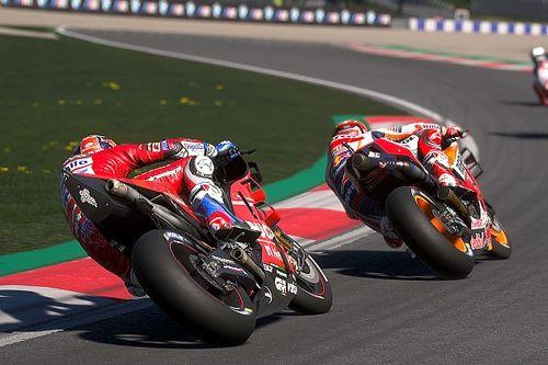 MotoGP kondigt virtuele race aan met Rossi en Marquez