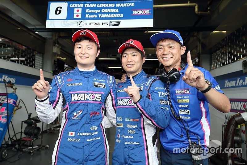 Buriram Super GT: Lexus locks out front row in qualifying