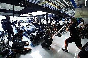 Хэмилтон и Вольф назвали причиной отставания Mercedes от соперников опасность перегрева мотора