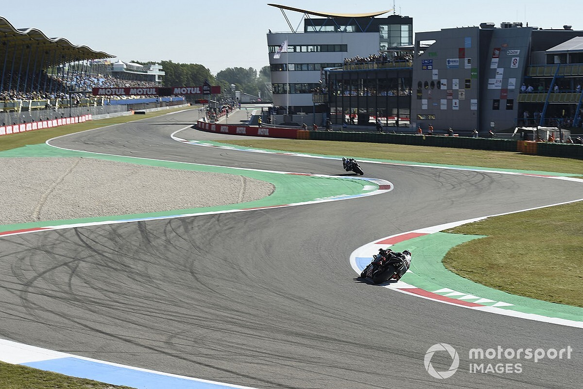 """TT Circuit over annulering: """"Trieste breuk met het verleden"""""""