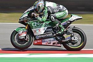 Remy Gardner e Niccoló Antonelli marcam poles na Moto2 e Moto3
