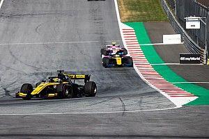 变速箱问题导致周冠宇错过F2首胜机会