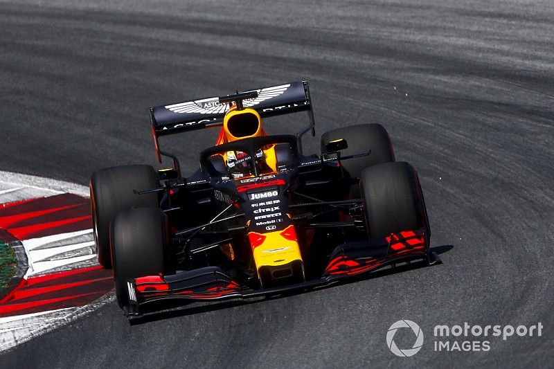 Verstappen admits Red Bull stronger than expected