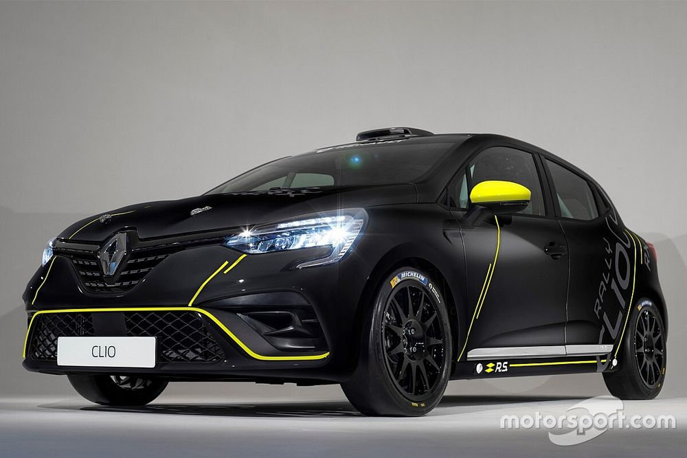 Nuova Renault Clio Cup: in griglia nel 2021