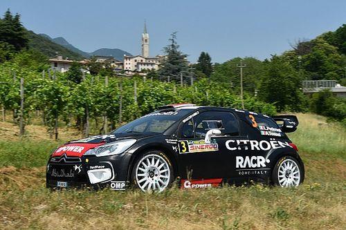 Luca Pedersoli e Anna Tomasi vincono il 36° Rally della Marca