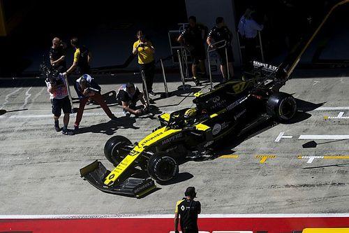 Renault modificará su sistema de DRS