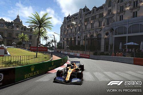 Las diferencias del circuito de Mónaco entre el 'F1 2019' y el 'F1 2018'