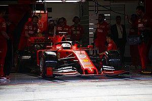 Vettel: Masih ada harapan saat balapan