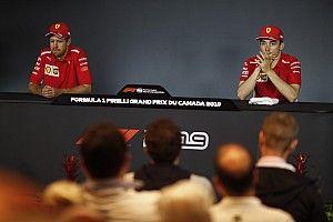 Leclerc: Csak idő kérdése, hogy Vettel visszatérjen a csúcsra