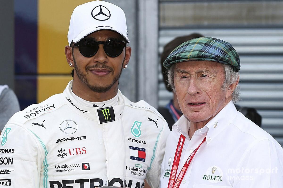 """Stewart: """"Niet uit te leggen dat Lewis de beste coureur ooit is"""""""