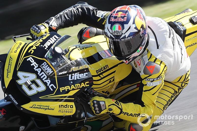 """Miller: """"Sono felice dove sono, ma merito una GP20 e lo pensa anche la Ducati"""""""