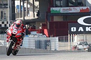 Dovizioso pemegang rekor terbaru top speed MotoGP
