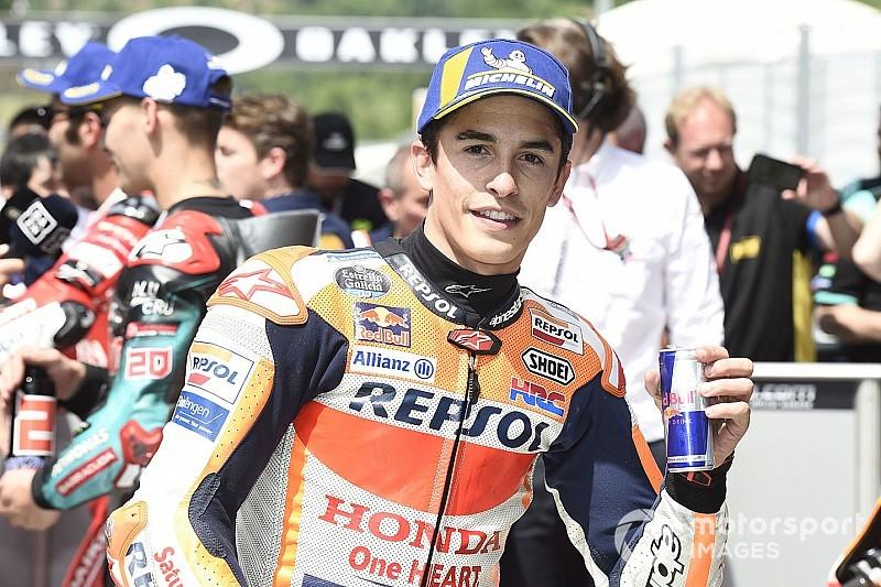 Маркес: Меня устраивала победа Петруччи, я не атаковал на последнем круге
