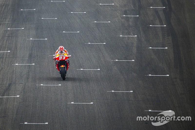 """Márquez: """"En las primeras vueltas iba con miedo a fallar"""""""