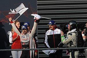 "Alonso tevreden: ""Harde tik uitgedeeld qua WK-punten"""