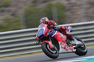Bradl no lucirá los colores Repsol Honda en Jerez