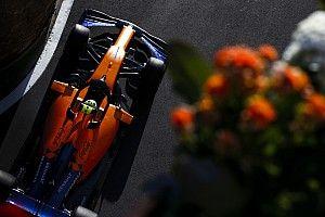 Photos - Les Formule 1 en piste à Bakou