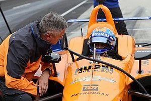 McLaren pide perdón tras no clasificarse para Indy
