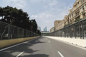 Eerste training Azerbeidzjan afgelast na incident met putdeksel