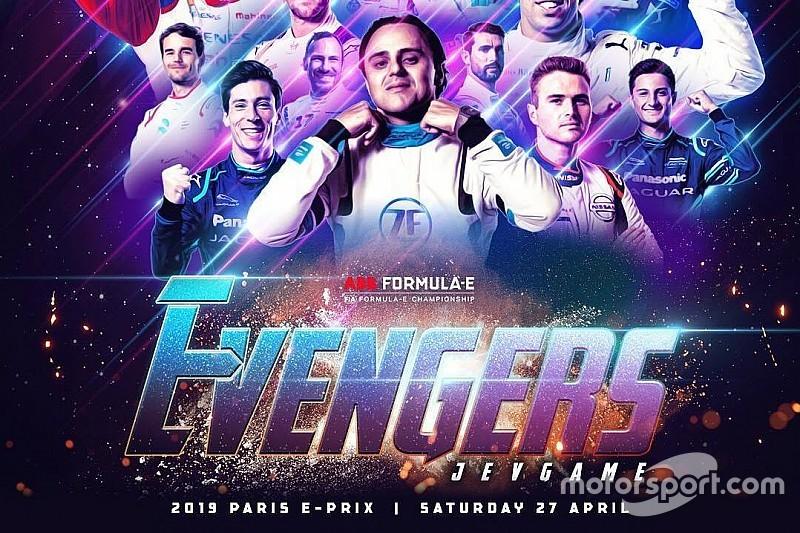 """Inspirada em """"Vingadores"""", F-E transforma pilotos em super-heróis"""