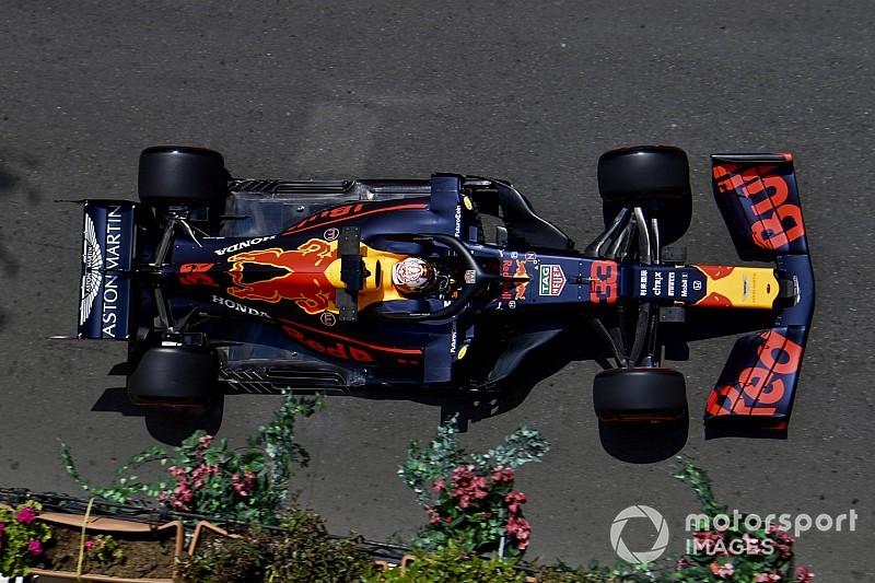 Verstappen, contento con el nuevo motor de Honda