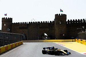 F2 Baku: Ghiotto begint sterk, De Vries vierde