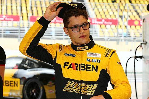 Porsche Cup: Giassi volta ao automobilismo 'real' e fala como é ser companheiro de equipe de Verstappen