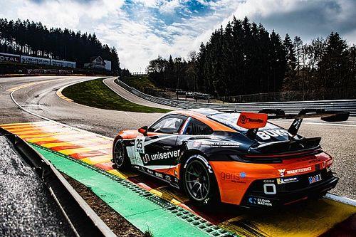 Porsche Carrera Cup Almanya: Spa'daki ilk yarışı Voorde kazandı, Ayhancan yarış dışı kaldı