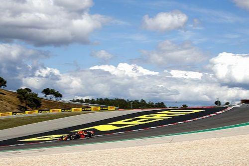 Uitslag: Derde training F1 Grand Prix van Portugal