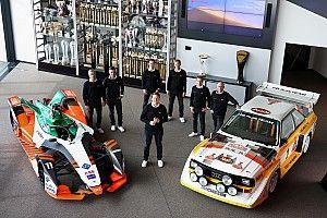Audi signs Peterhansel, Sainz and Ekstrom for Dakar 2022 entry