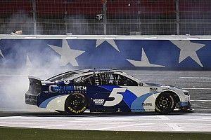 NASCAR Charlotte: Kyle Larson dominiert - Hendrick übertrumpft Petty