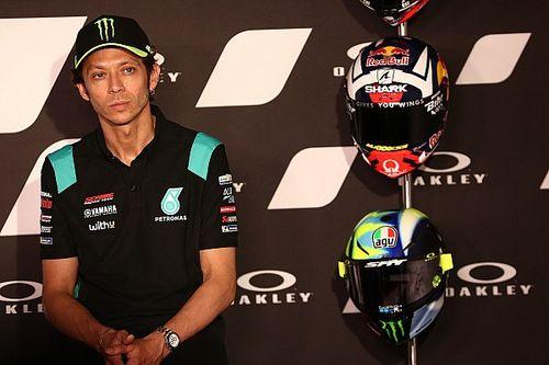 Rossi: no seguiría solo por ver público en las gradas